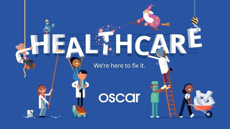 Oscar Health - Operadora de saúde 100% digital
