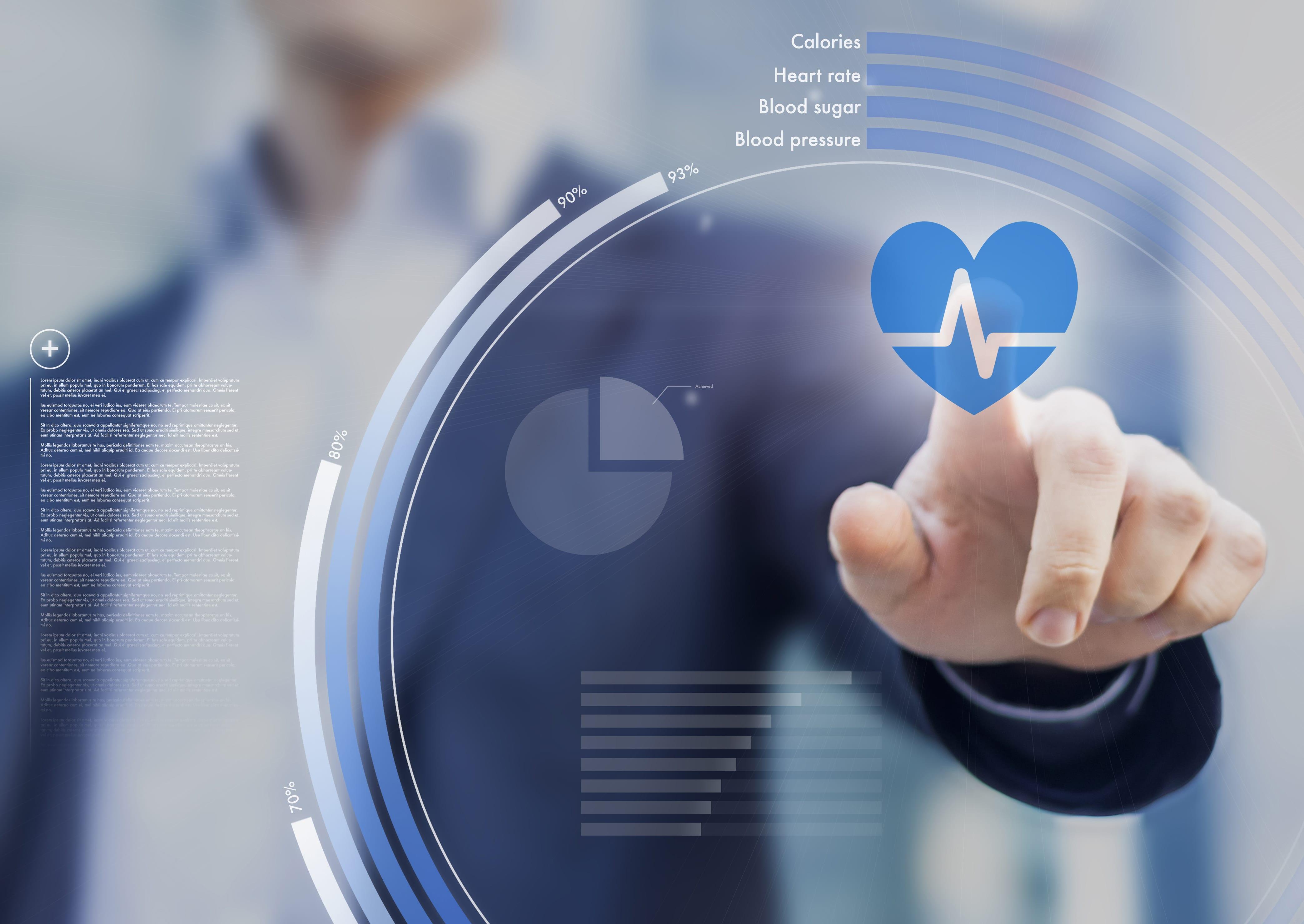 Soluções de saúde digital