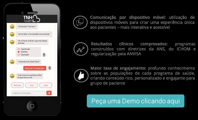 Chatbot da TNH e os benfícios no uso desta tecnologia