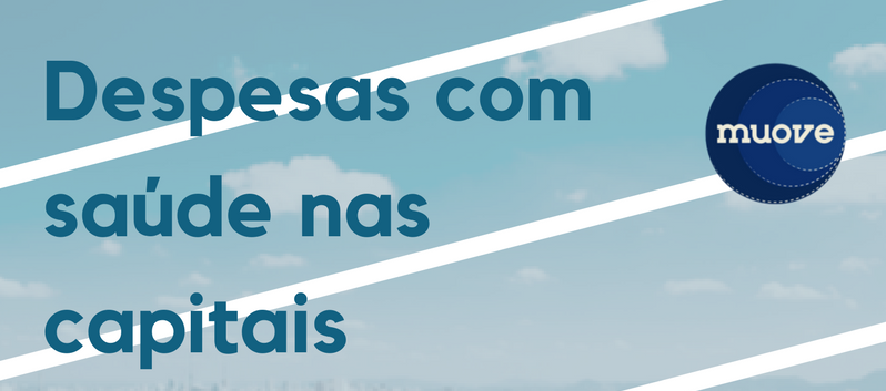 Despesas com saúde no Brasil