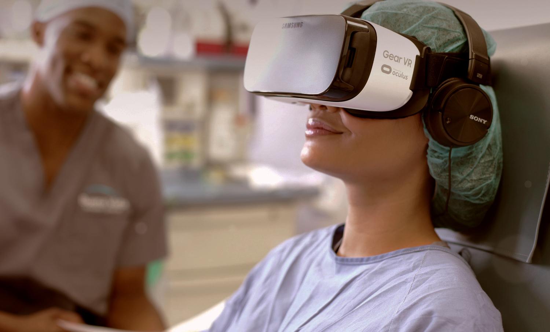 Uso de VR para saúde é uma grande tendência