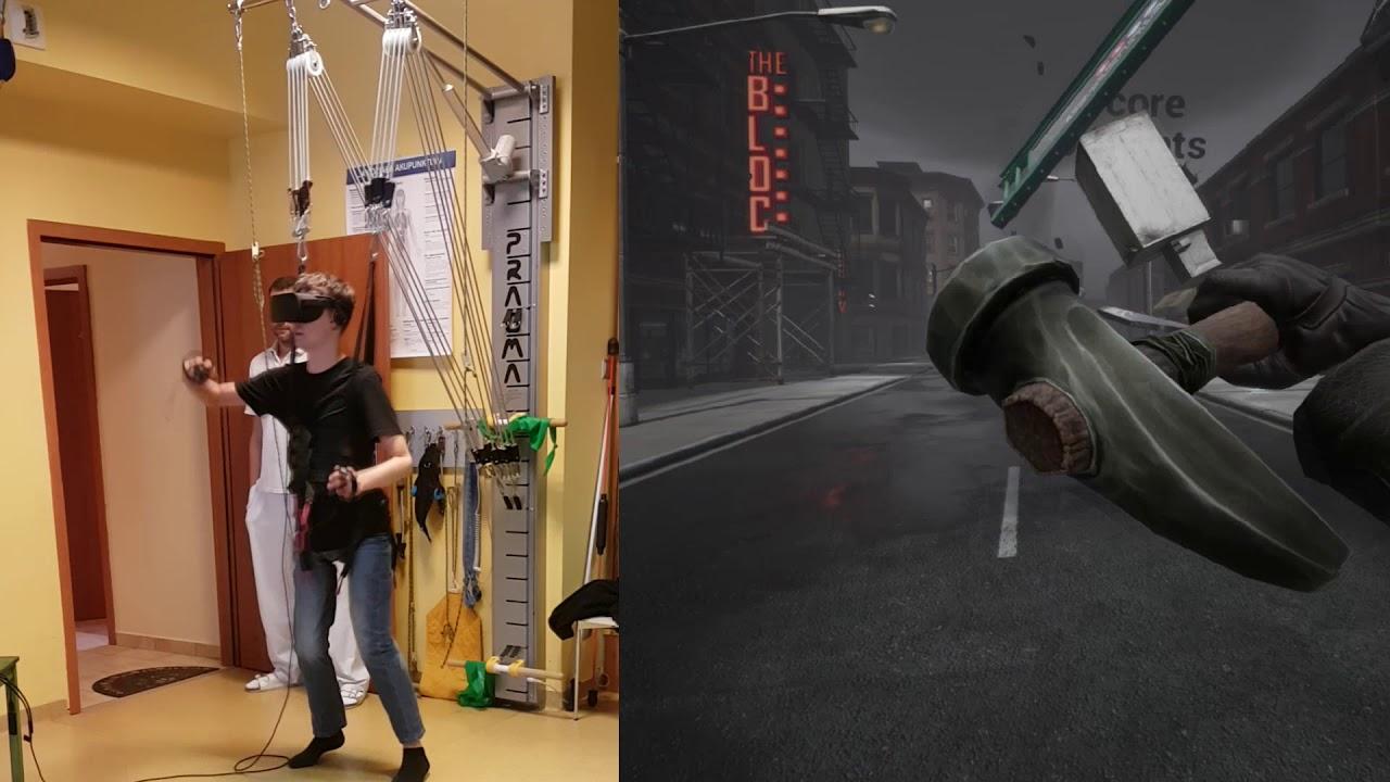 Uso de realidade virtual auxilia no engajamento da fisioterapia