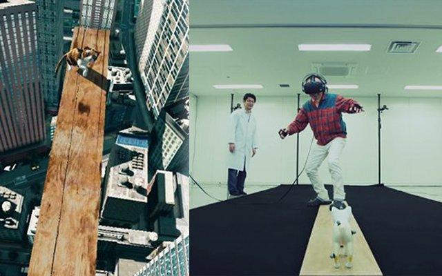 Tratar fobias com o uso de realidade virtual