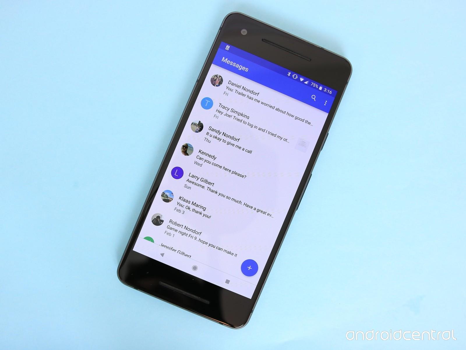RCS, o novo SMS do Google