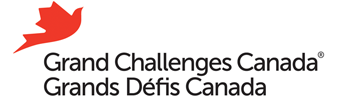 Logomarca do Grand Challenges Canada